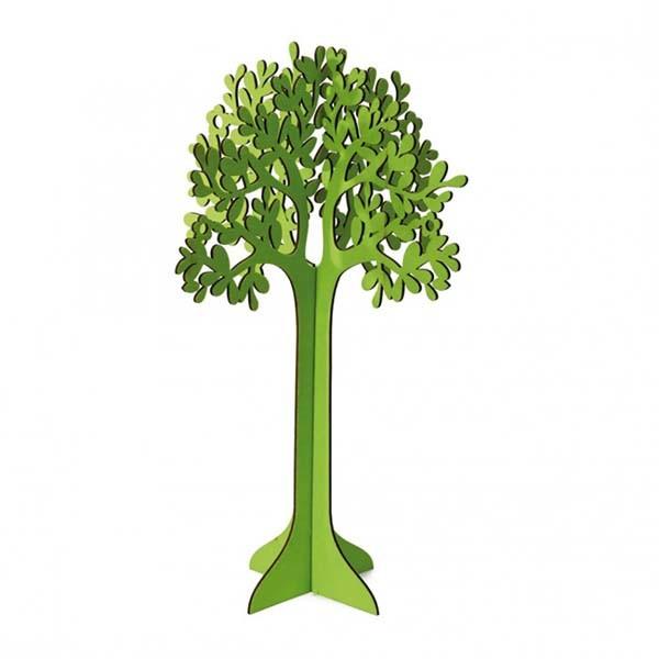 Présentoir arbre vert