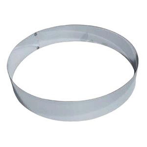 Cercle inox 12