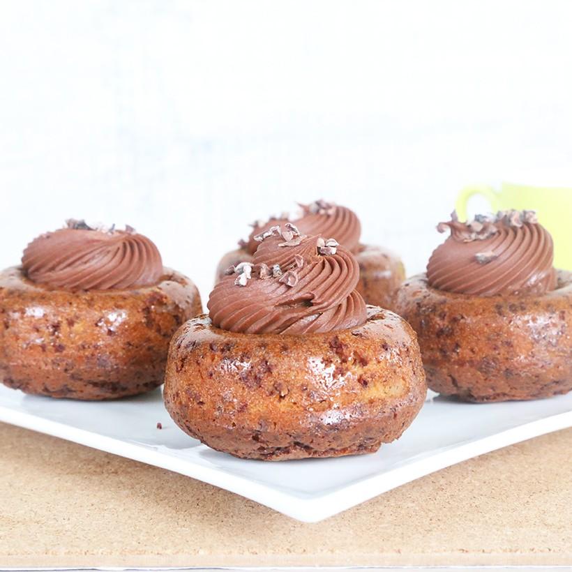 Recette de tigré moelleux chocolat