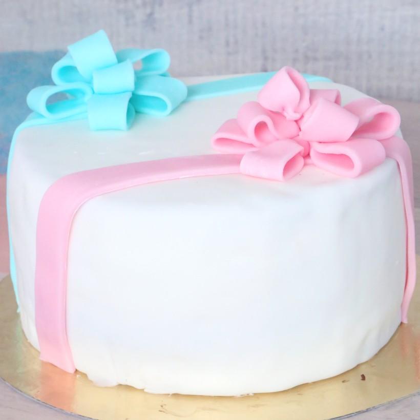 Recette de gâteau surprise ou piñata cake