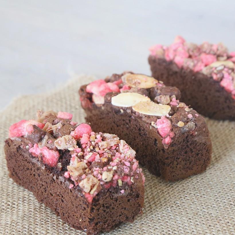 Recette de biscuits chocolat et pralines
