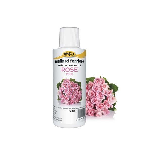 Arôme de rose - 125 mL