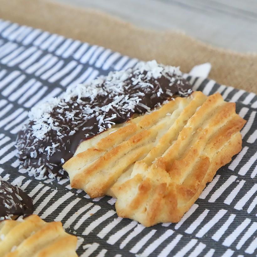 Recette de spritz noix de coco & chocolat