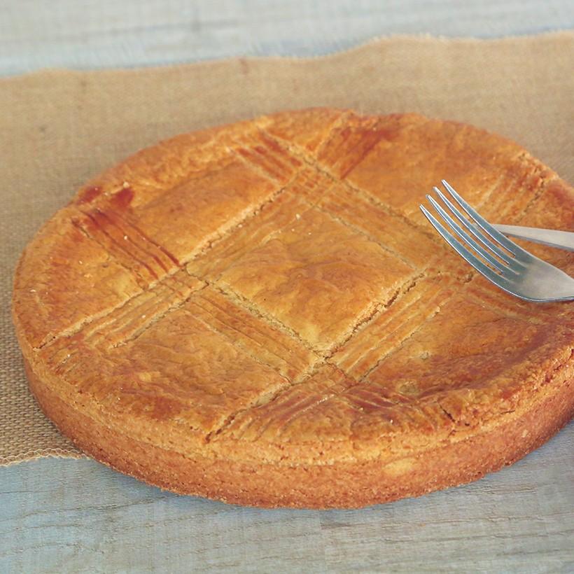Recette de gâteau basque