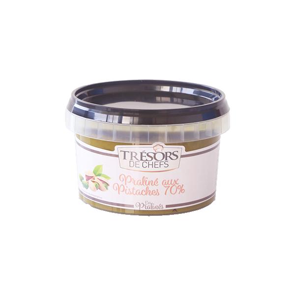 Praliné pistache 70% - 250g