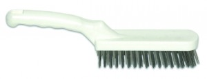 Brosse inox pour grill