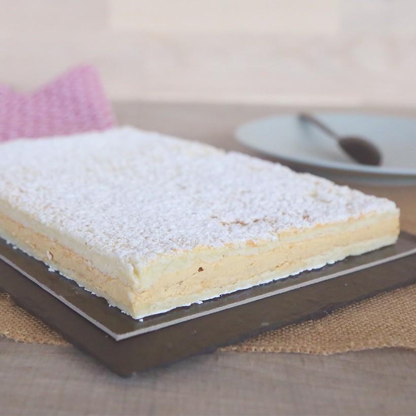 Recette de gâteau russe