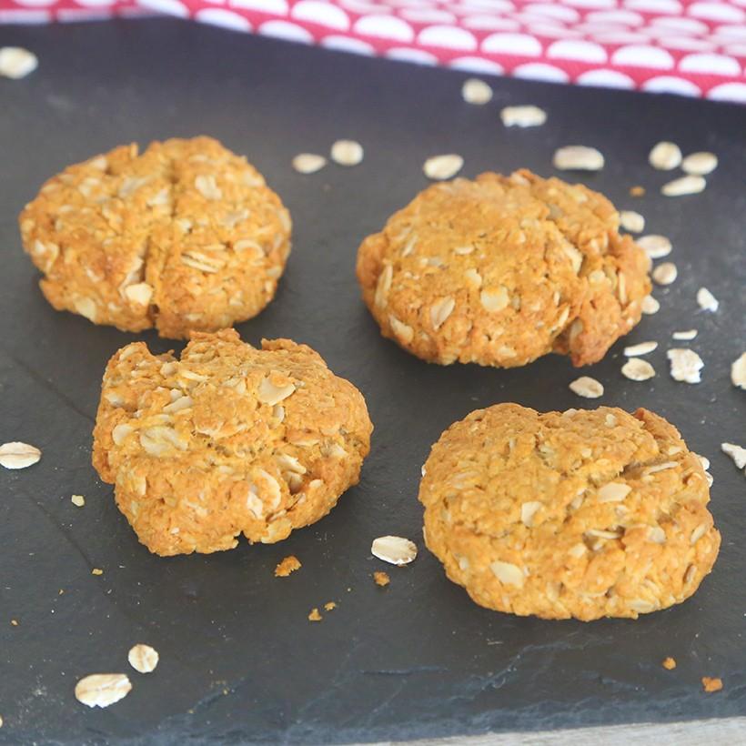 Recette de biscuit anzac