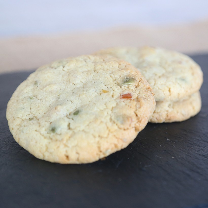 Recette de cookies à l'orange et à la courge