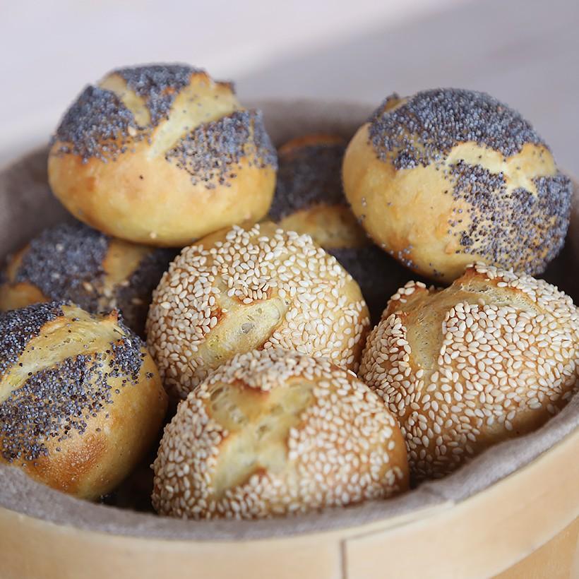 Recettes de petits pains au maïs