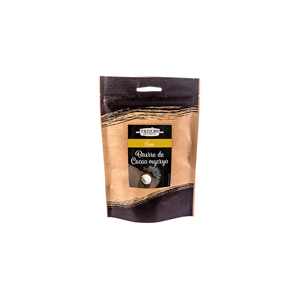 Beurre de cacao mycryo 110g