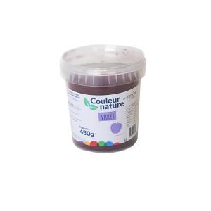Colorant couleur nature - Violet