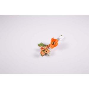 Piquet anémone orange