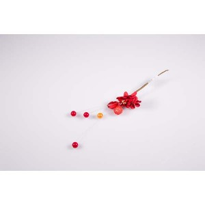 Piquet rouge Bijoux