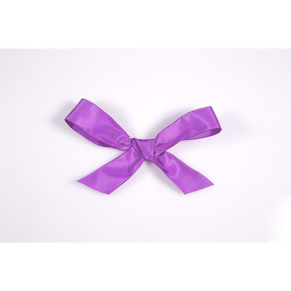 Ruban uni violet - 25 mm x 25 mts