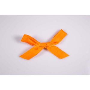 Ruban uni orange - 15 mm x 25 mts