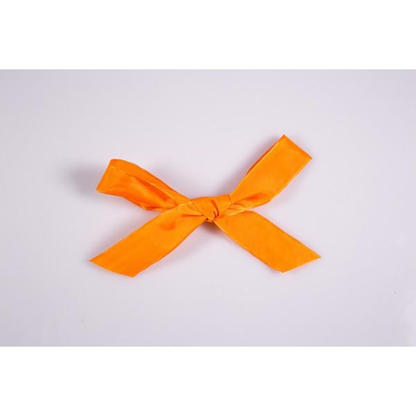 Ruban uni orange - 40 mm x 25 mts