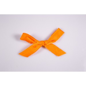 Ruban uni orange - 40 mm x 25 mts