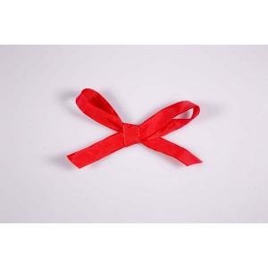 Ruban uni rouge - 15 mm x 25 mts