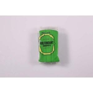 Pâte à sucre verte herbe - Verte