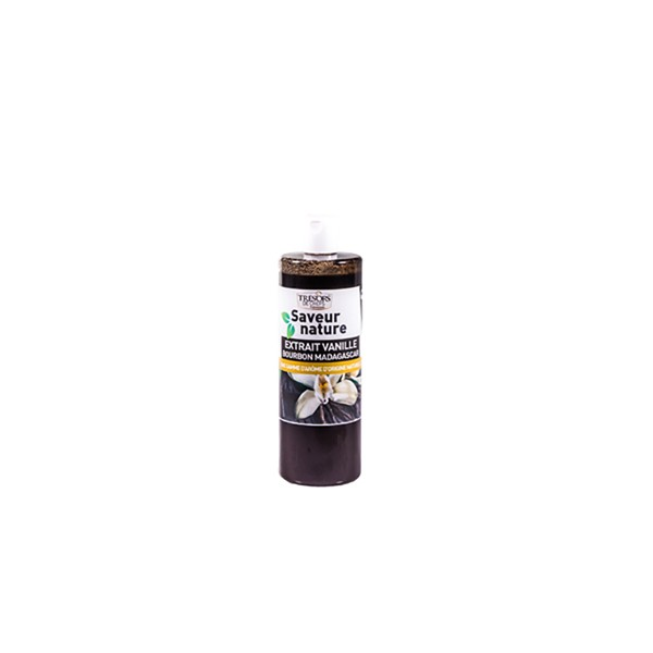 Extrait de vanille grains - 500 mlg