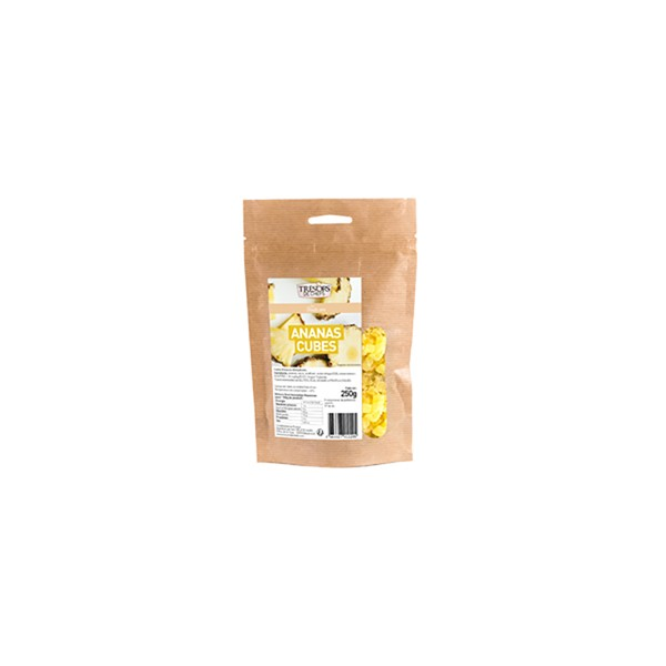 Ananas Cubes - 250g