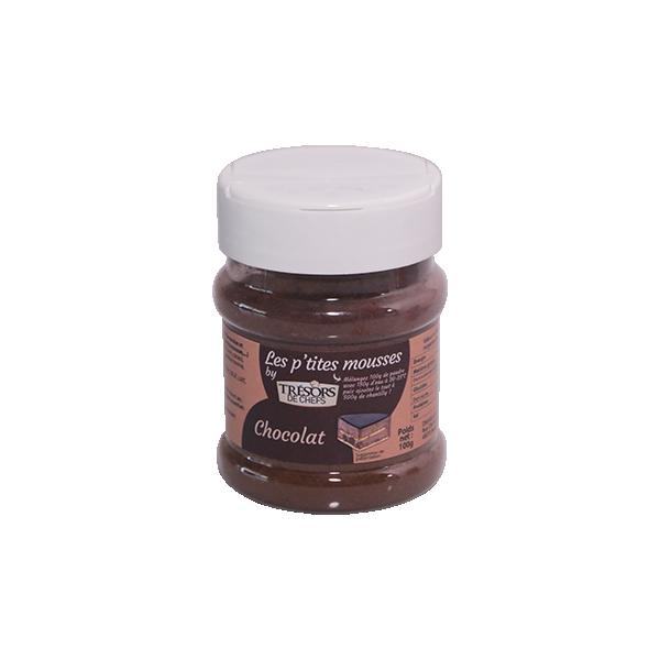 Les p'tites mousses chocolat - 100g