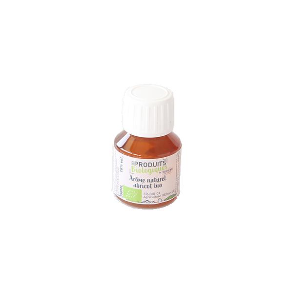 Arôme abricot BIO - 58 ml