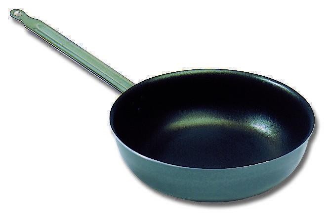 Sauteuse Évasée à Queue - CLASSE CHEF + 24 cm - 24 cm