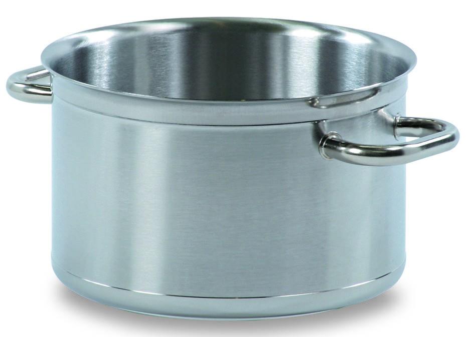 Braisière Cylindrique - TRADITION 24 cm - 24 cm