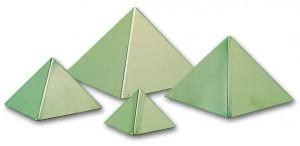 Pyramide. B  - B