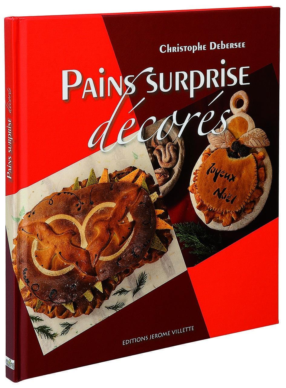Pains surprises décorés