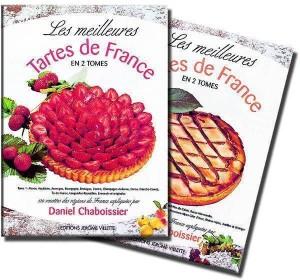 Les meilleures tartes de France.