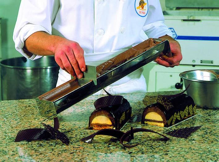 Raclette à buche