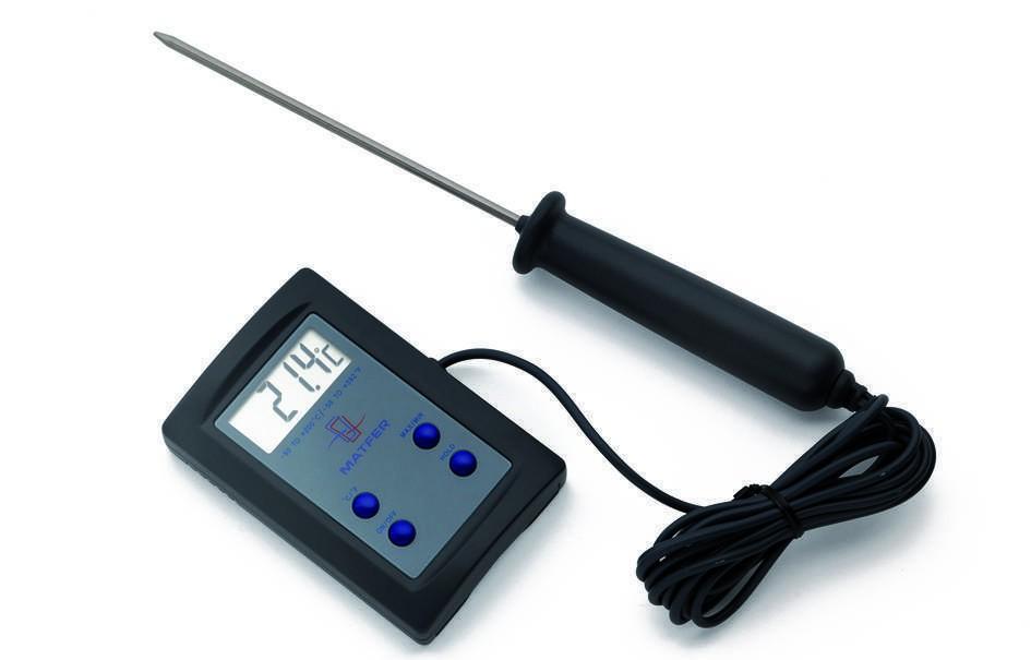 Thermomètre électronique MATFER