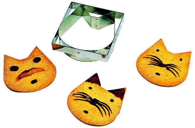 Découpoirs tête de chat