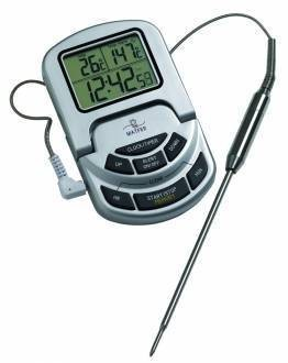 Thermomètre sonde avec alarme Thermomètre  - Thermomètre