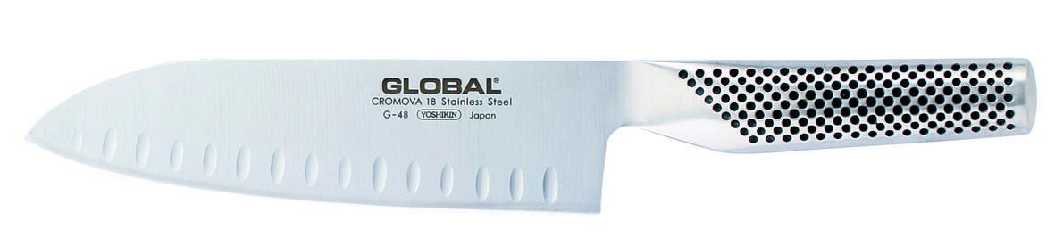 Couteau santoku 18cm G48