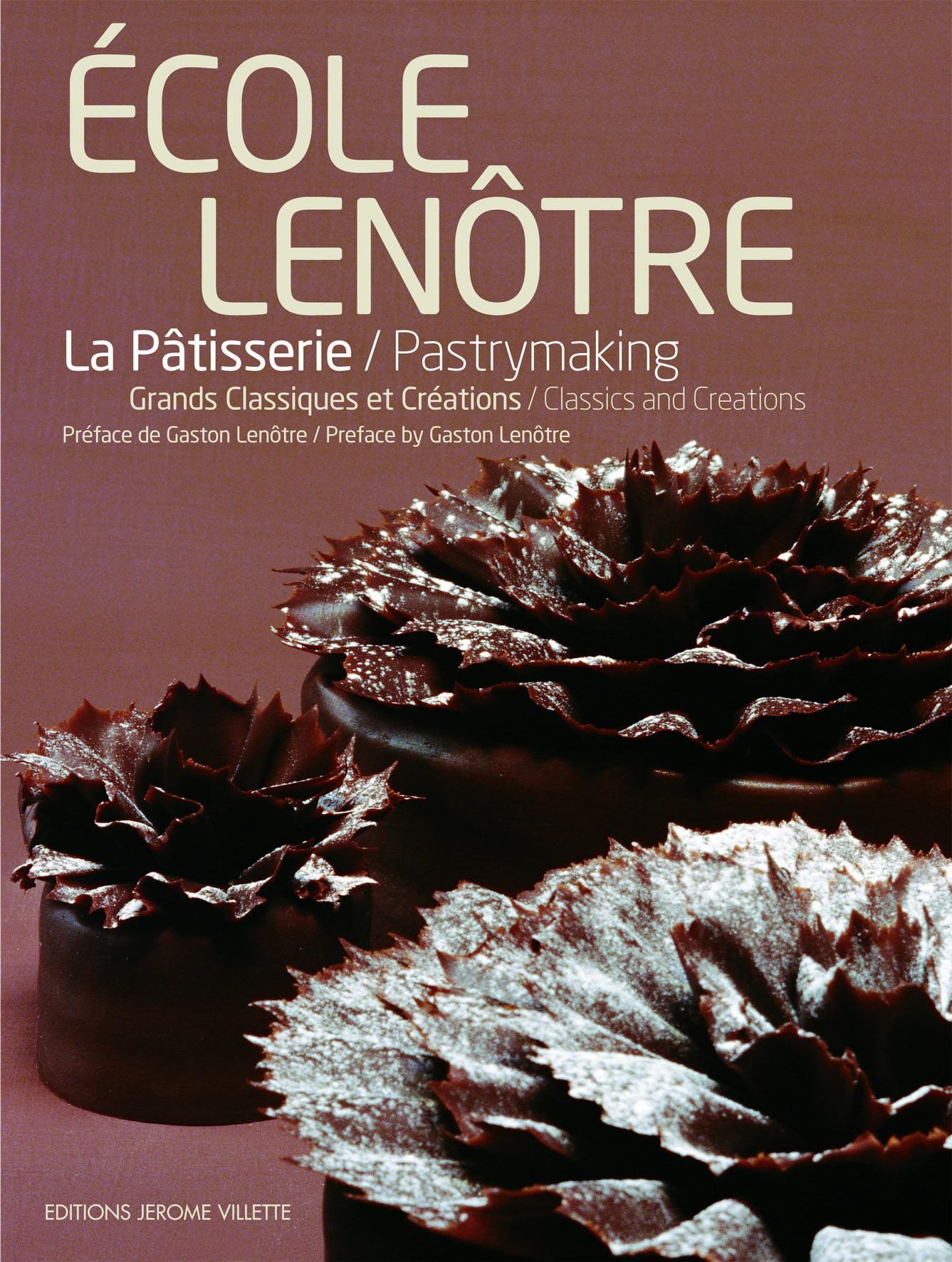 La pâtisserie école Lenôtre
