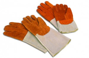 Gants de protection thermique Grand modèle  - Grand modèle