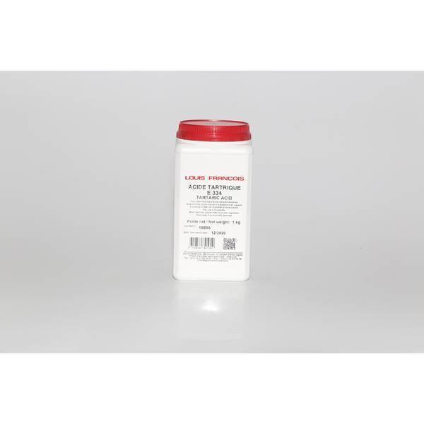 Acide tartrique - 1kg