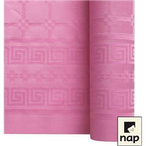 Nappe papier Rose - 1.20M X 6M