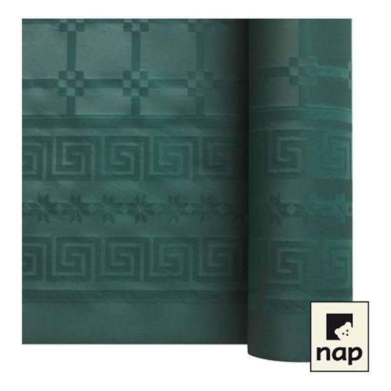 Nappe papier Vert Foncé - 1.20M X 6M