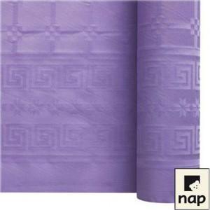 Nappe papier Lavande - 1.20M X 6M