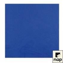 Serviettes - Bleu marine - Paquet de 100