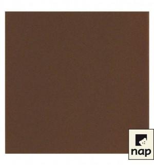 Serviettes qualité supérieure - Chocolat - Paquet de 50