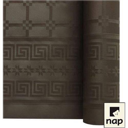 Nappe papier Chocolat - 1.20M X 6M