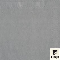 Serviettes - Beton - Paquet de 100