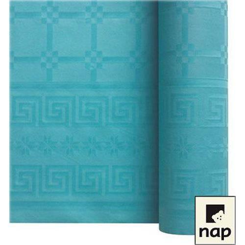 Nappe papier Bleu Turquoise - 1.20M X 6M