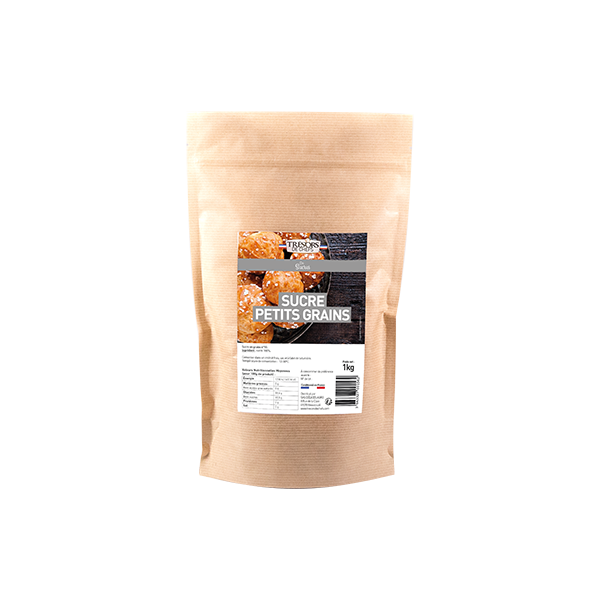 Sucre n°10 (petits grains) - 1 kg